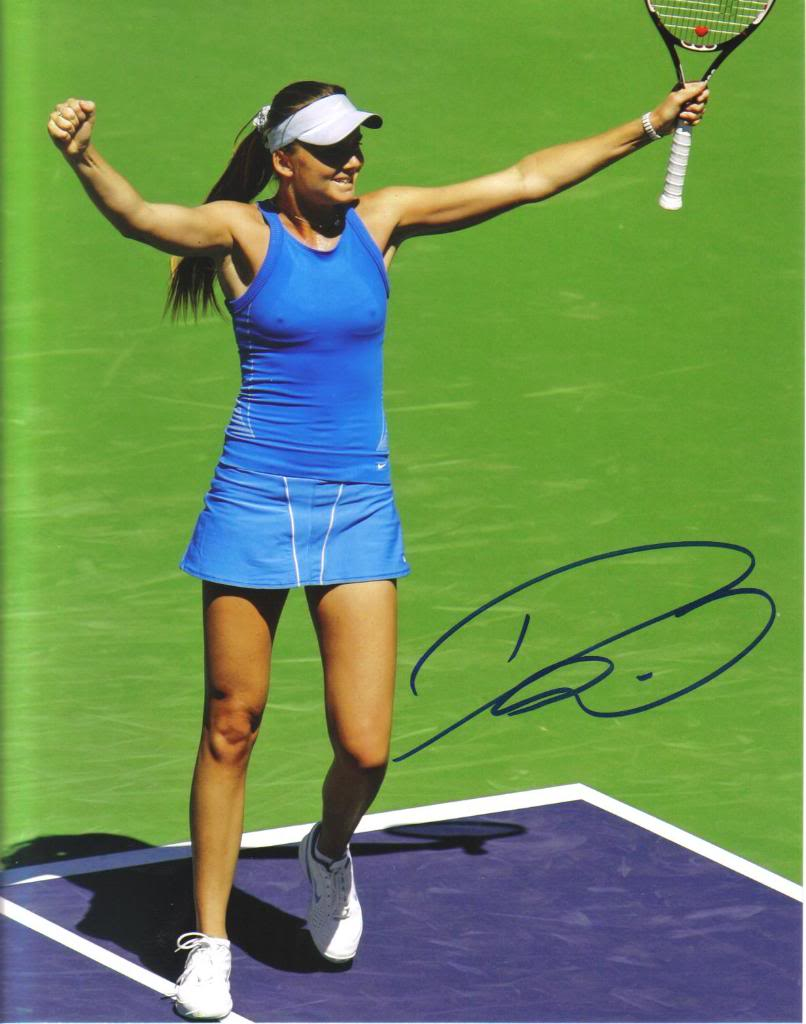 daniela hantuchova6 Slovak Beauty on Tennis Court Daniela Hantuchova