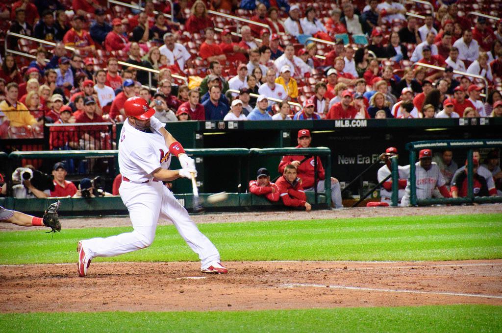 albert pujols1 St. Louis Cardinals Baseball Hero   Albert Pujols