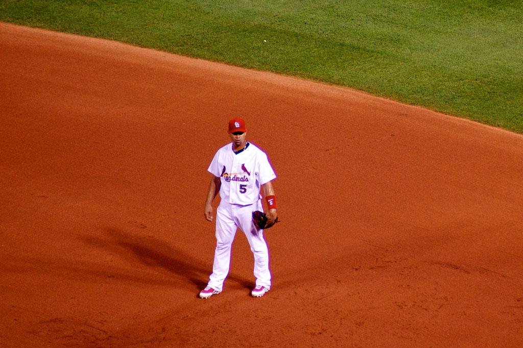 albert pujols4 St. Louis Cardinals Baseball Hero   Albert Pujols