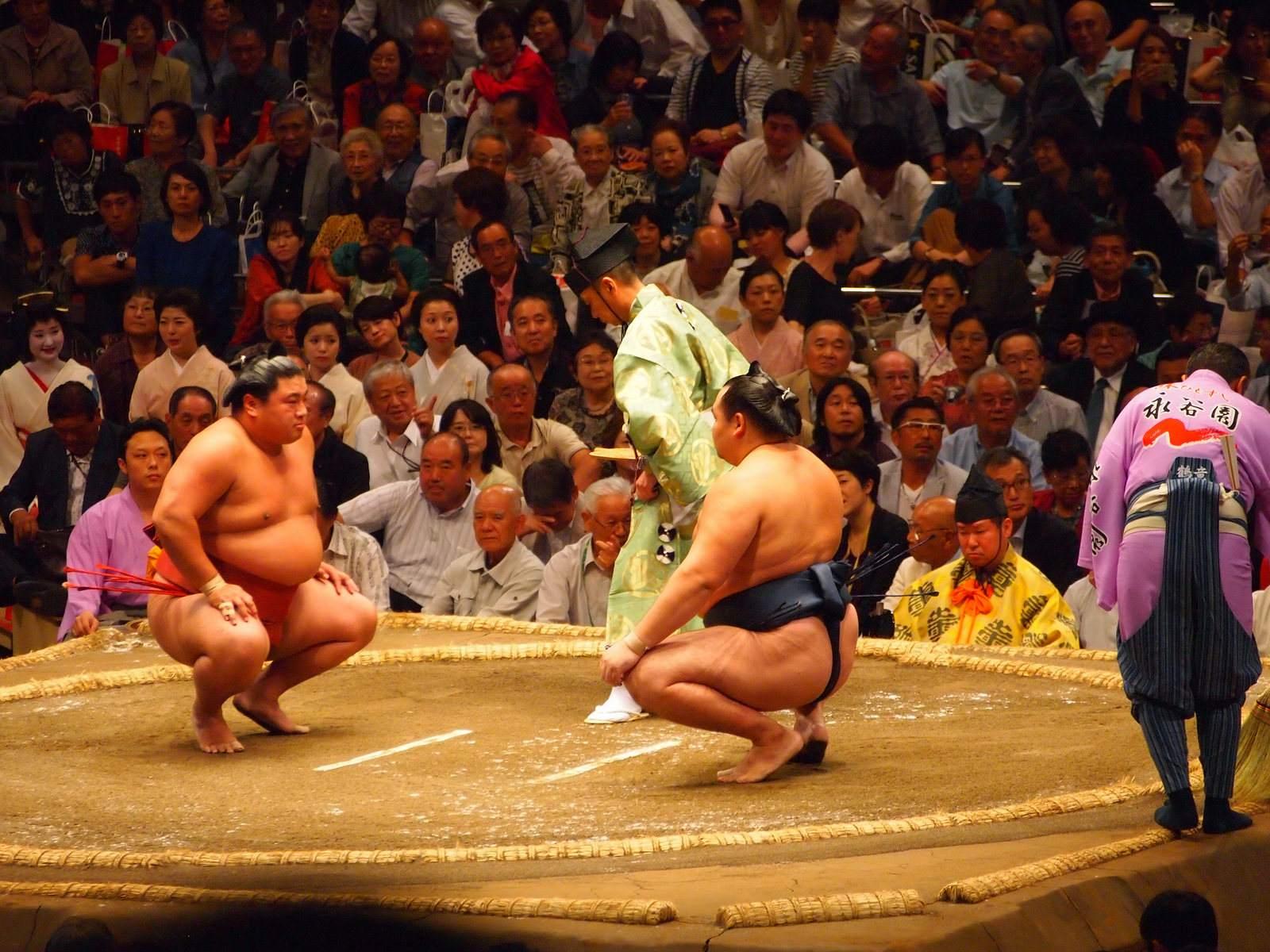 tokyo sumo6 Tokyo Sumo Tournament 2015