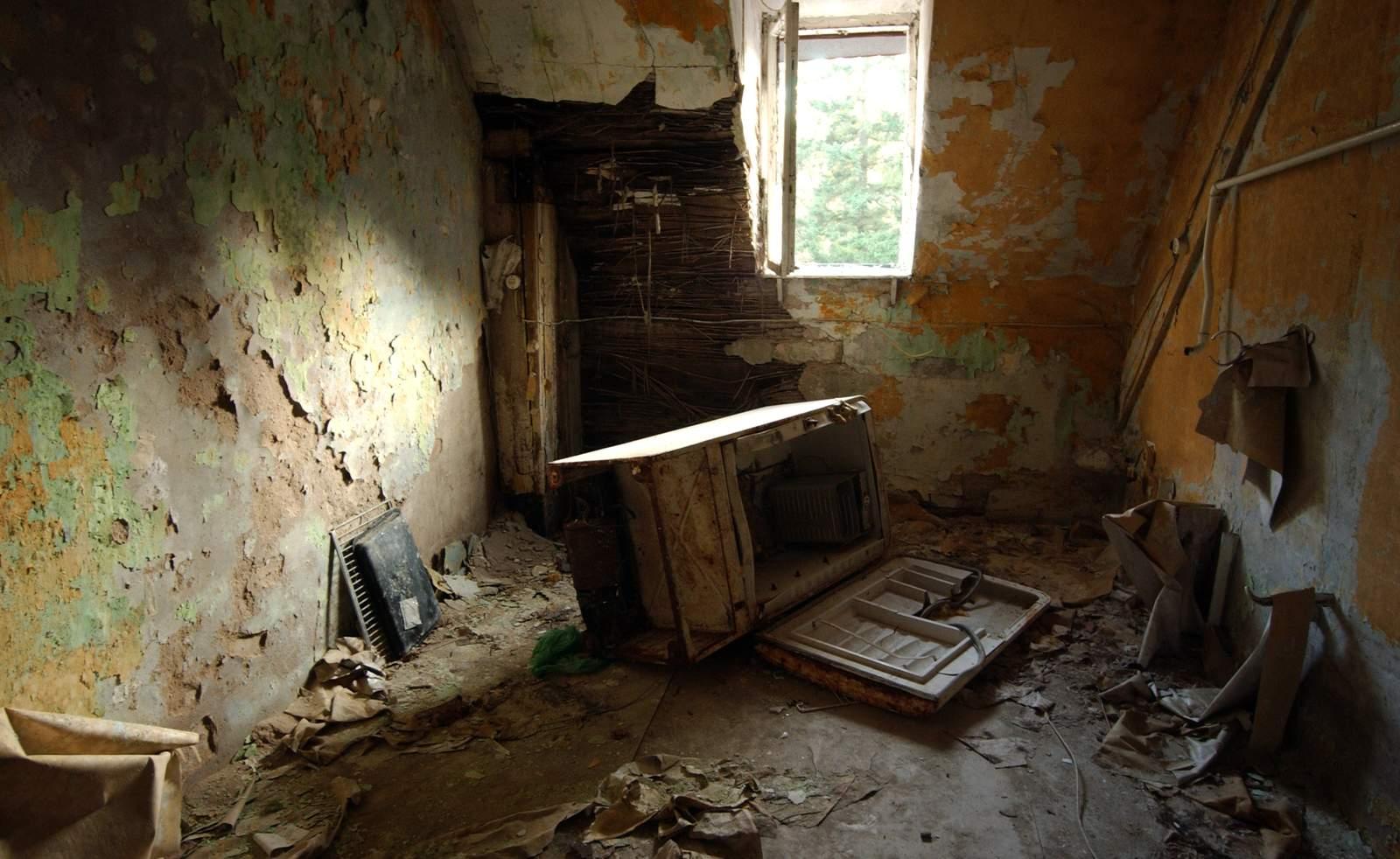 beelitz heilstatten10 Abandoned Beelitz Heilstatten Hospital