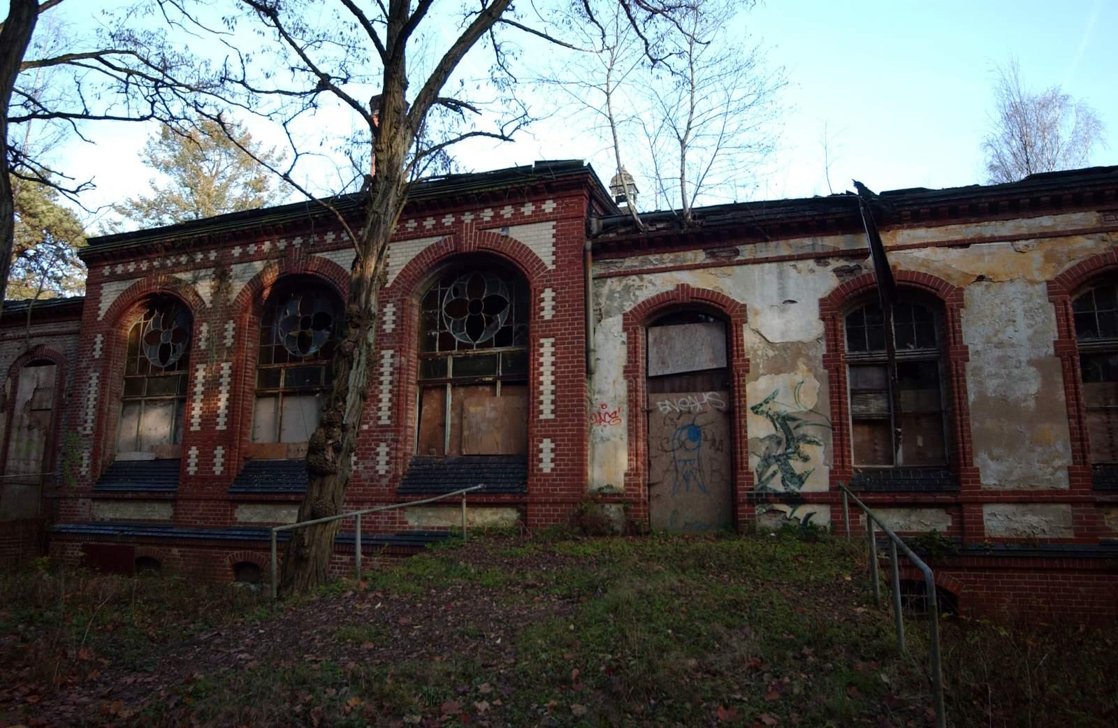 beelitz heilstatten15 Abandoned Beelitz Heilstatten Hospital
