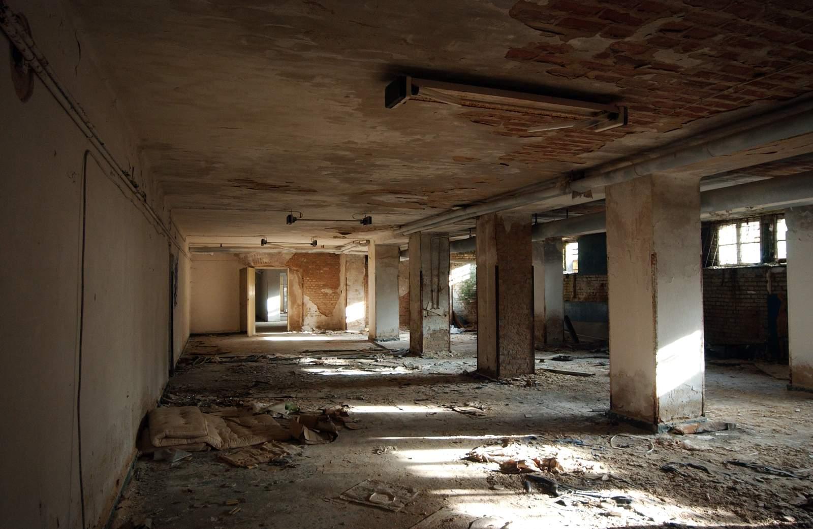beelitz heilstatten9 Abandoned Beelitz Heilstatten Hospital