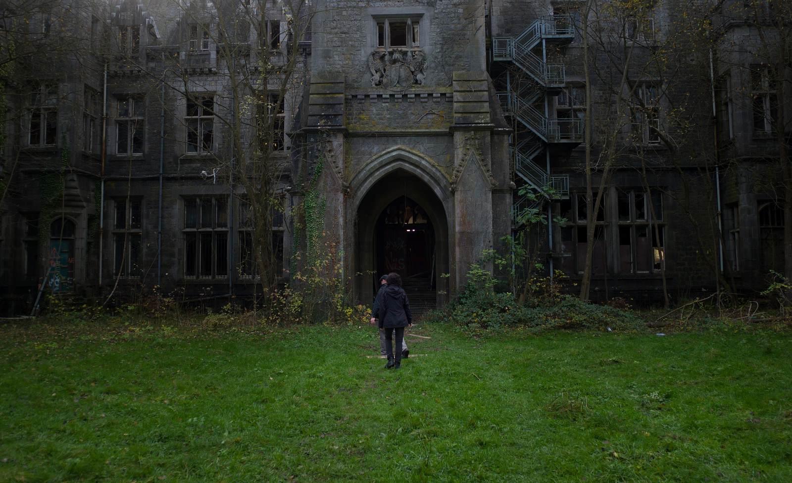 castle miranda1 The Abandoned Castle Miranda, Belgium