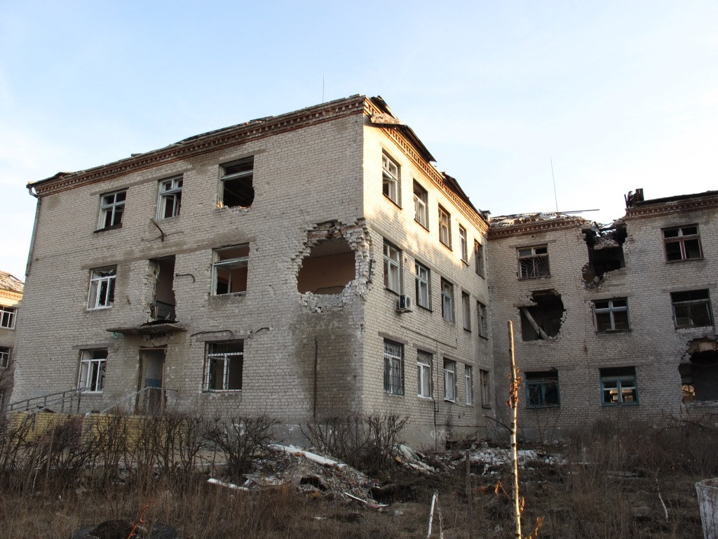 eastern ukraine4 Daily Reality in Eastern Ukraine