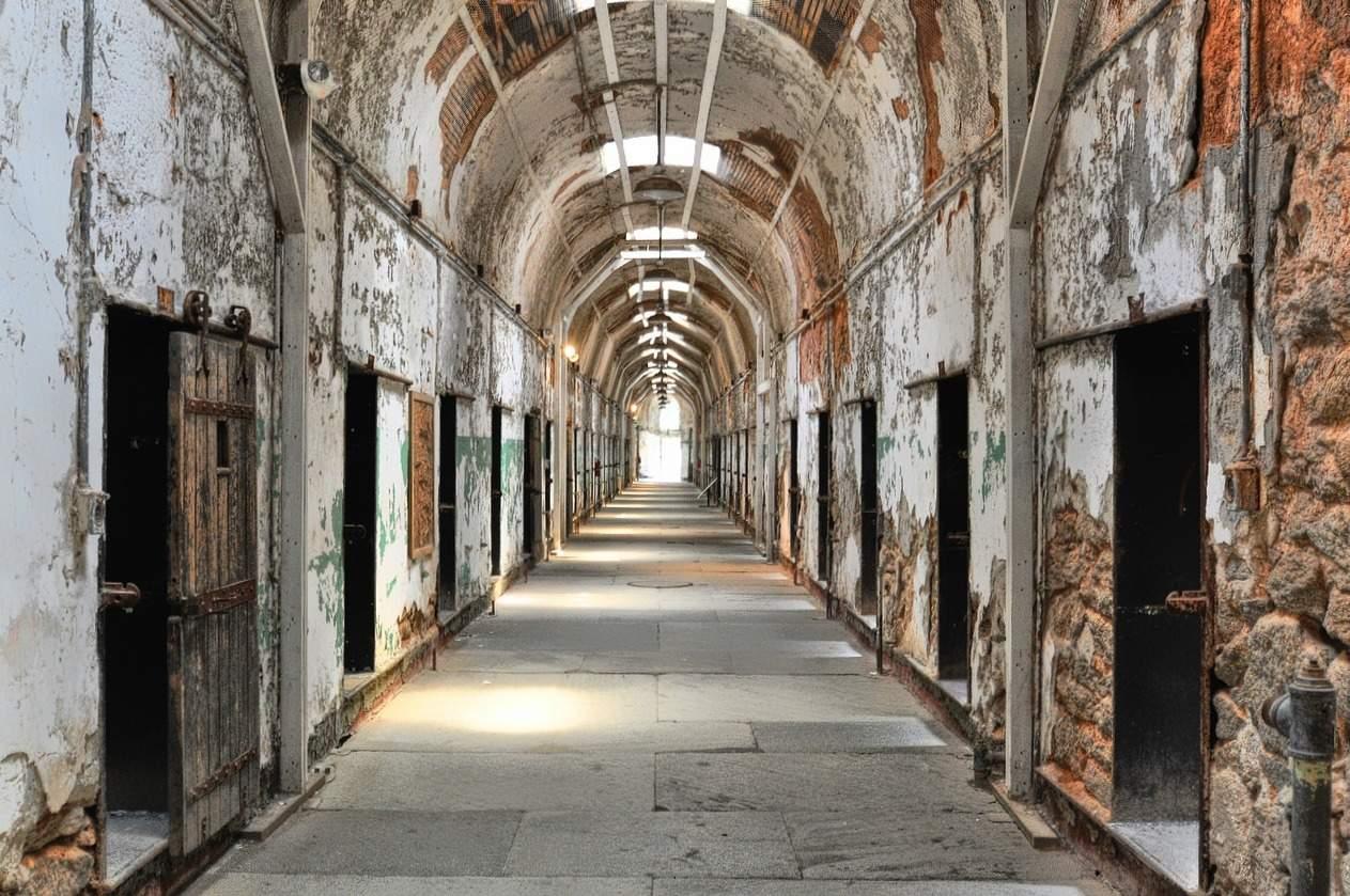 eastern state penitentiary10 Eastern State Penitentiary, Philadelphia