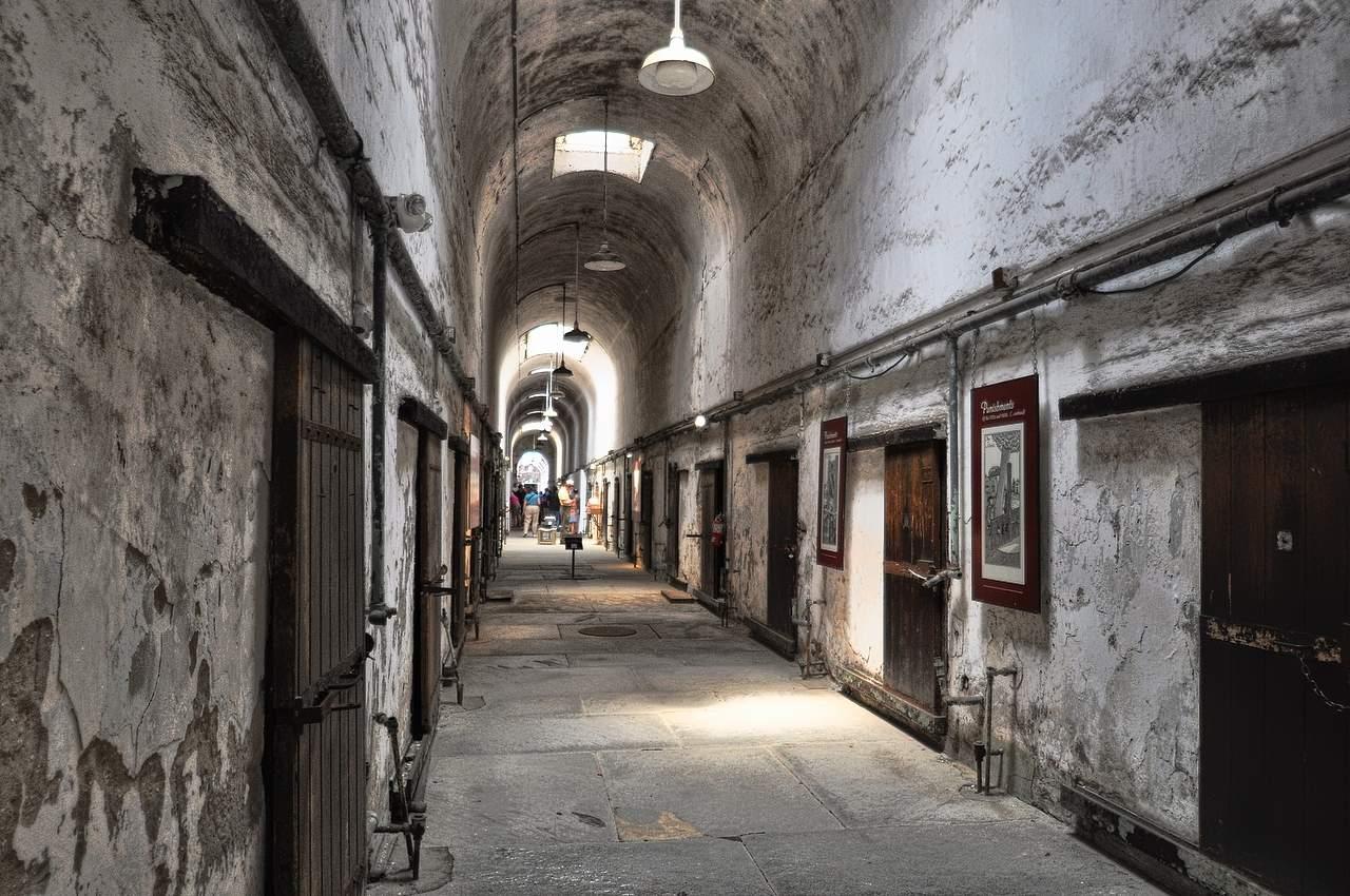 eastern state penitentiary15 Eastern State Penitentiary, Philadelphia