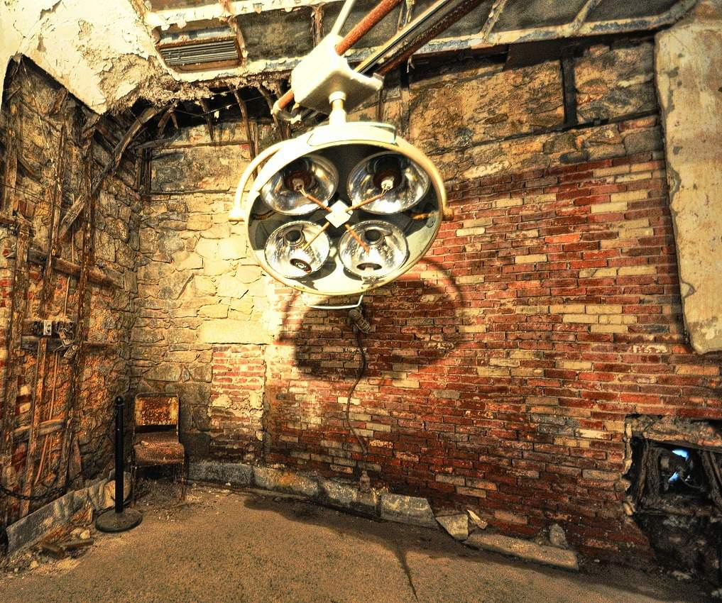 eastern state penitentiary3 Eastern State Penitentiary, Philadelphia