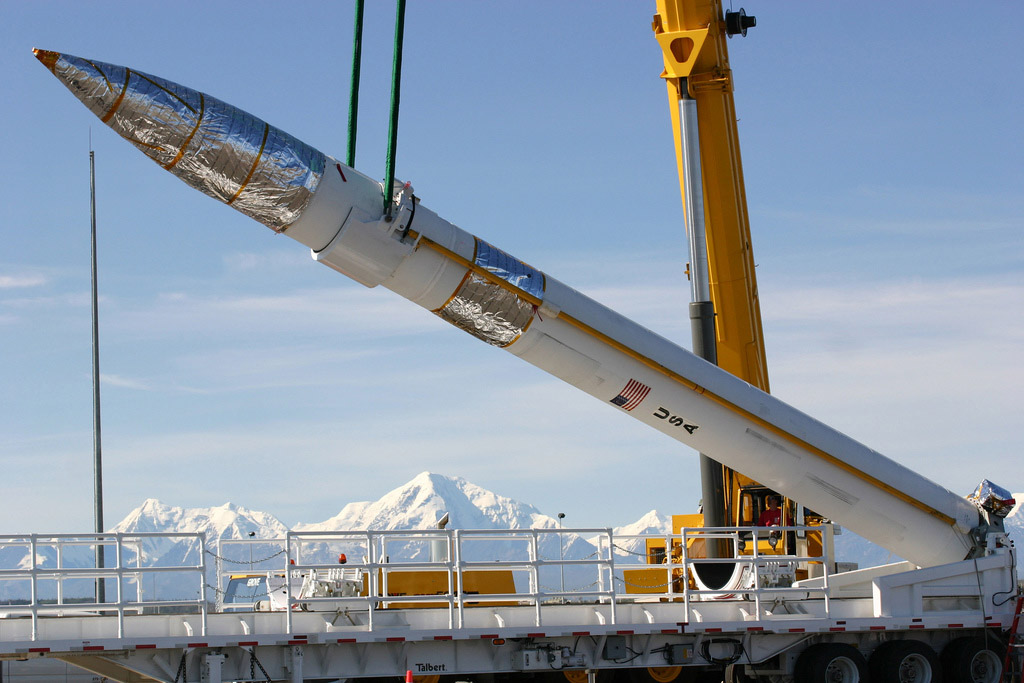 fort greely alaska The First Line in America`s Missile Defens