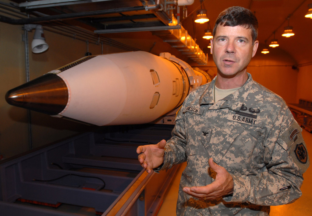 fort greely alaska1 The First Line in America`s Missile Defens