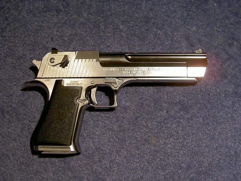 gold desert eagle7 Gold Desert Eagle