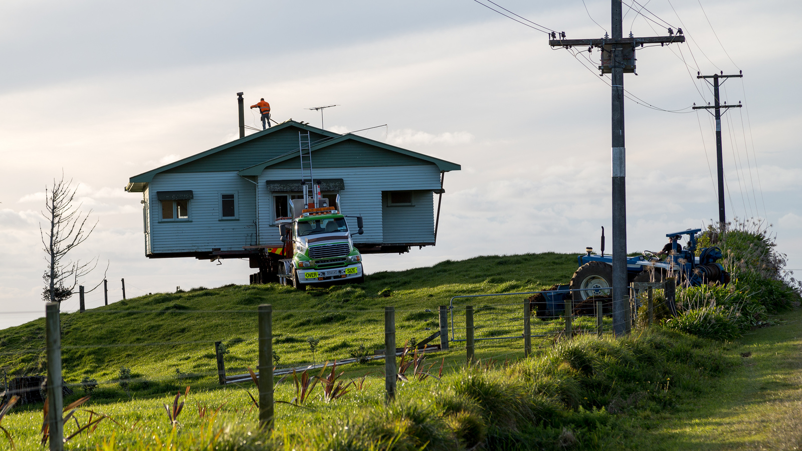 mobile home How to Move House in New Zealand