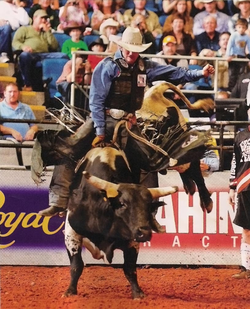 bull riding14 Little Boy Dreams About Pro Bull Rider