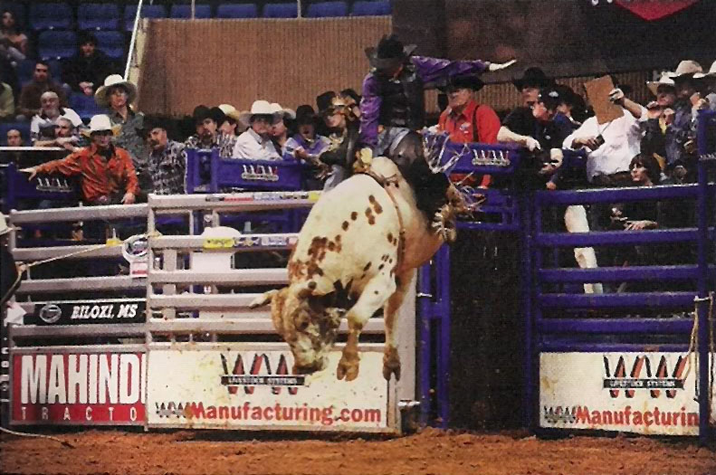 bull riding16 Little Boy Dreams About Pro Bull Rider