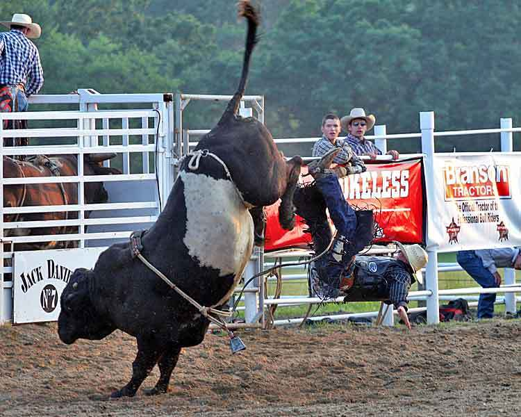 bull riding8 Little Boy Dreams About Pro Bull Rider