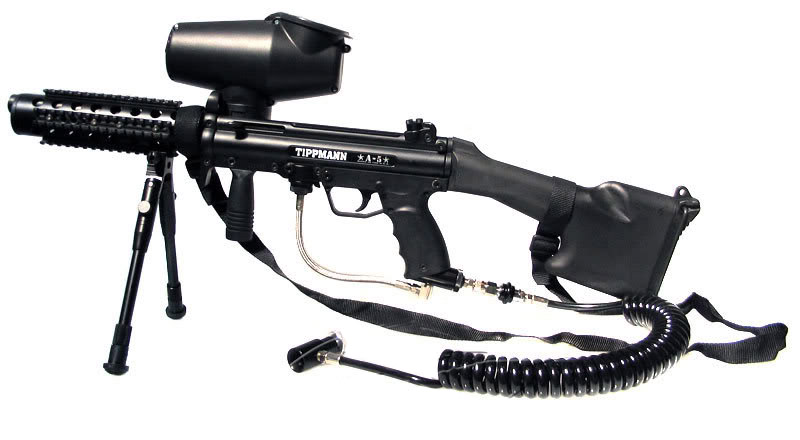 paintball guns7 Paintball Guns Used for Ultimate Sport