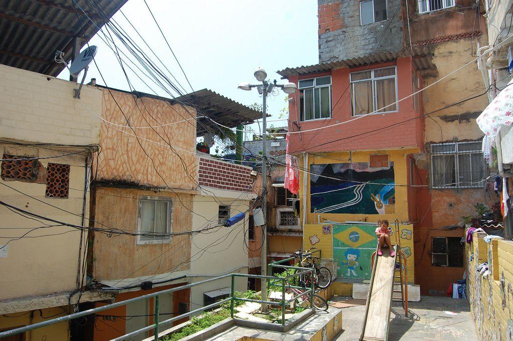 rocinha favela6 Rocinha   The Biggest Favela in Rio de Janeiro