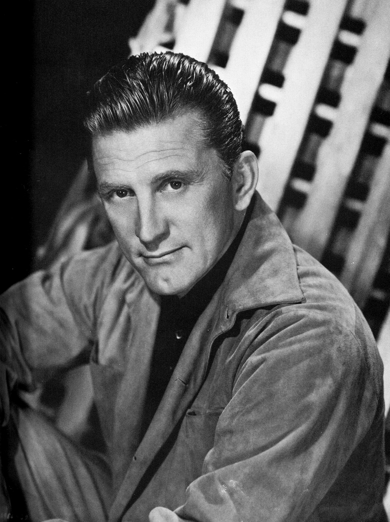 kirk douglas Top Ten of The DeathList 2012