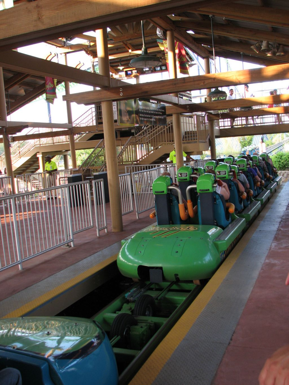 roller coaster2 Top Three Tallest Steel Roller Coasters