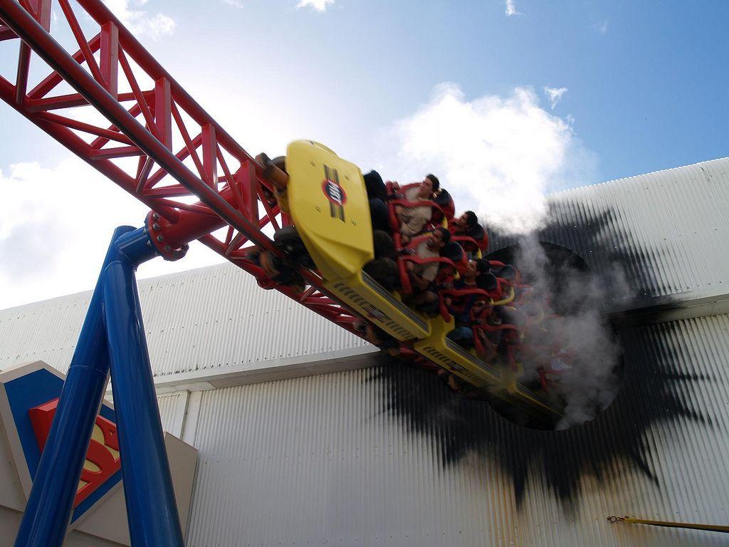 roller coaster6 Top Three Tallest Steel Roller Coasters