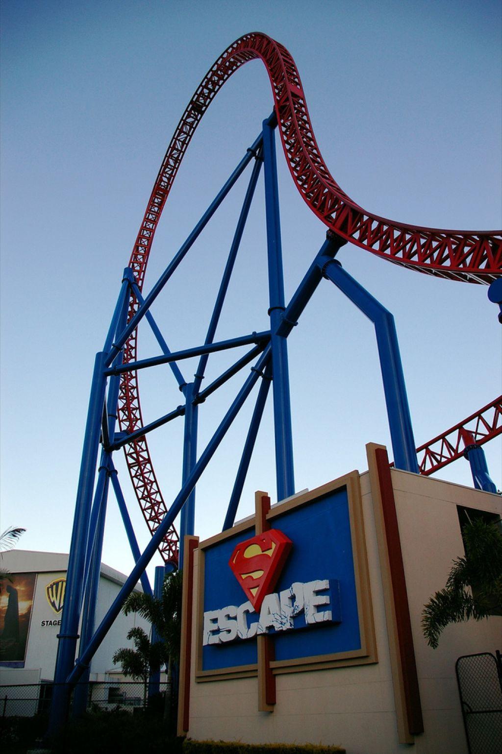 roller coaster8 Top Three Tallest Steel Roller Coasters