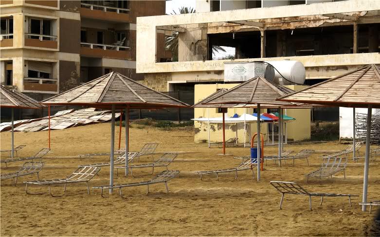 varosha ghost town4 Varosha Ghost Town in Cyprus