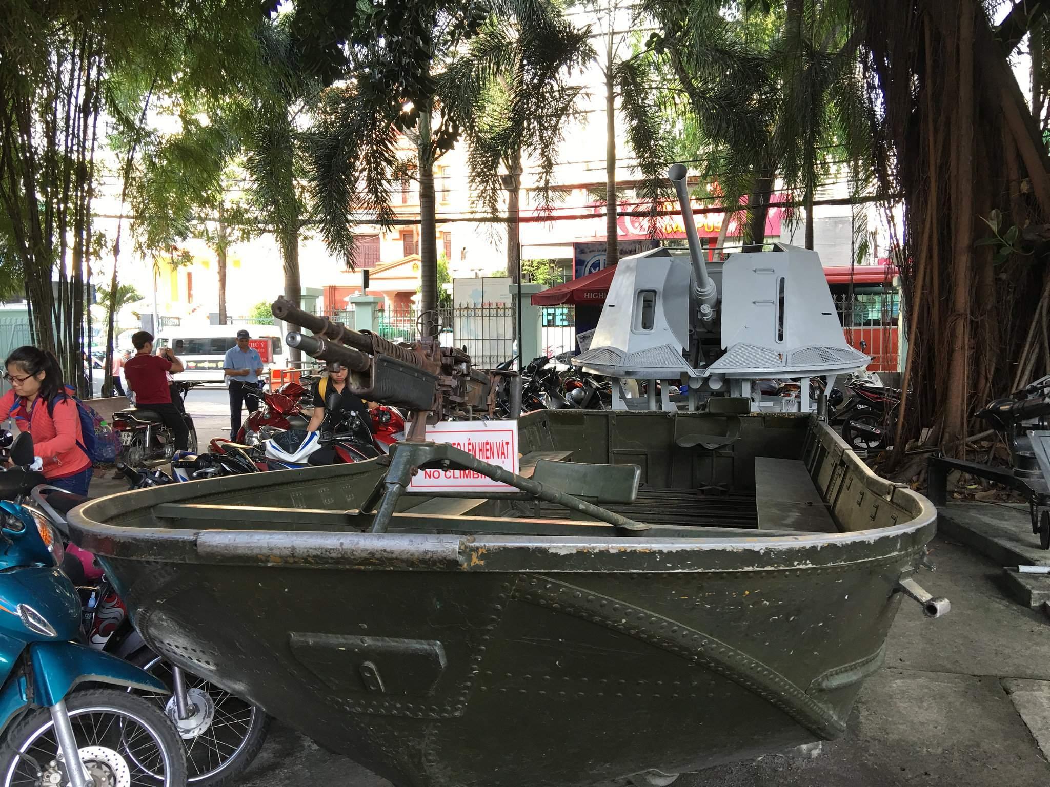war remnants museum6 War Remnants Museum in Ho Chi Minh City, Vietnam
