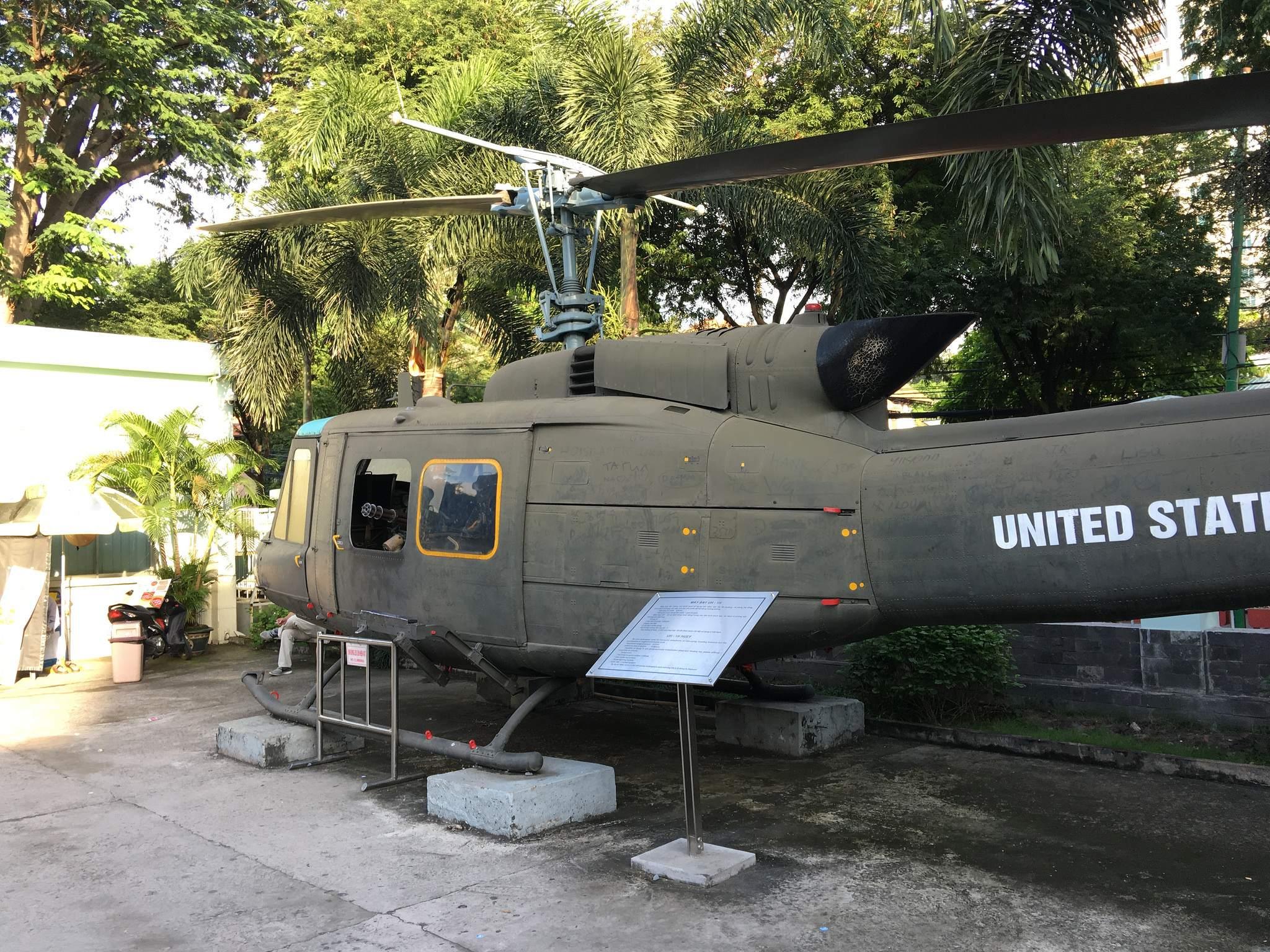 war remnants museum7 War Remnants Museum in Ho Chi Minh City, Vietnam