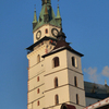 Historical City Castle of Kremnica, Slovakia