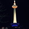 Kyoto Tower by Night
