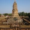 Si Satchanalai Historical Park in Thailand