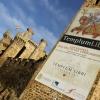 Templar Castle of Ponferrada, Spain