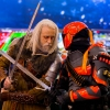 Comic Con Russia and IgroMir exhibition 2015