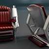 Industrial Design Modeled and Rendered in Modo by Mike Grauer
