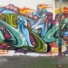 Sydney Steel Road Graffiti