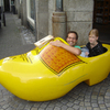 Funny Clogs the Traditional Holand Footwear