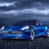Blue Fisker Karma with Q-Drive