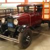 Classic Trucks in Hays Antique Museum, California