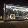 Exhibition of Presidential Taft Steam Car at the National Mall