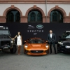 Jaguar Land Rover Latest Bond Cars