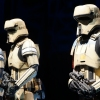 Star Wars Rogue One Shore Trooper at Star Wars Celebration 2016