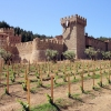 Castello di Amorosa Winery in Napa Valley, California