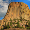 Devils Tower National Monument in Northeast Wyoming