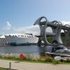The Falkirk Wheel – Rotating Boat Lift in Scotland