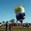 International Balloon Festival in Torres, Brazil