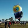 International Balloon Festival in Torres, Brazil