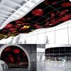 OLED TV Tunnel by LG