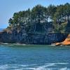 Day at Oregon Coast