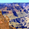 The Grand Canyon in Gorgeous Colors