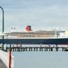 The Queen Mary 2 – An Ocean Liner in Port Melbourne